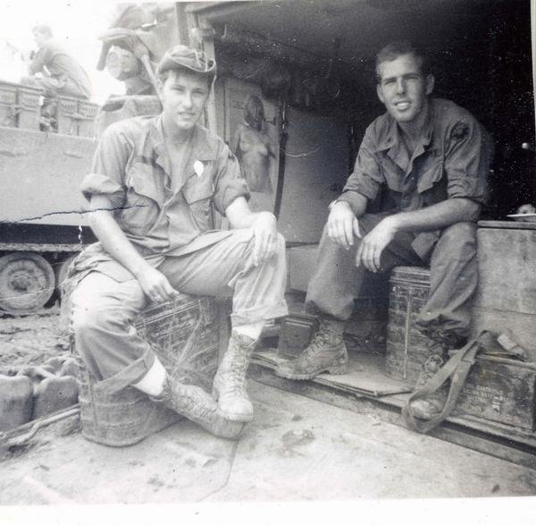 picture - Bob Stanton and Bruce Hazle
