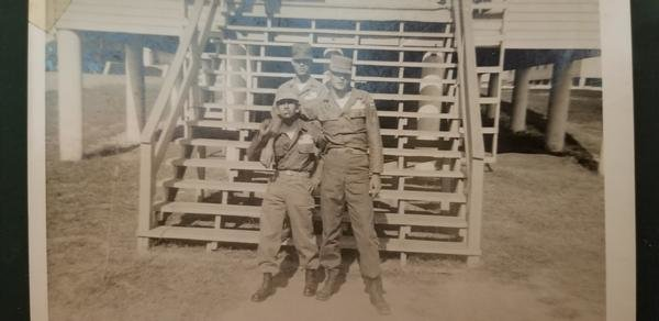 Estevan Torres and my father Raul Rodriguez were close friends