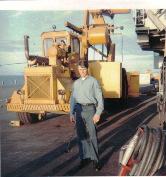Remembering a Shipmate