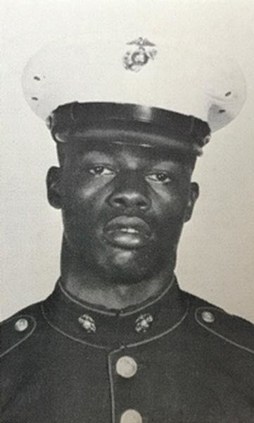 LCPL Willie Brown, USMC