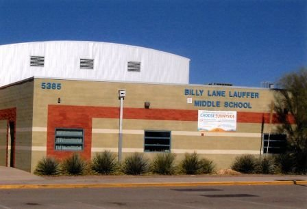 Billy Lane Lauffer Middle School