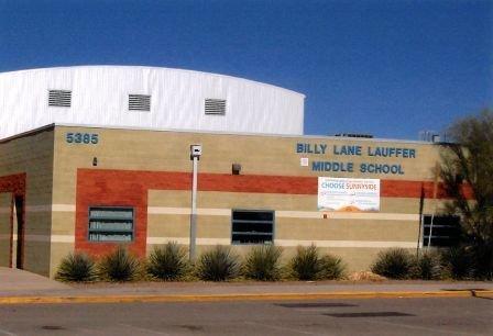 Billy Lane Lauffer Middle School