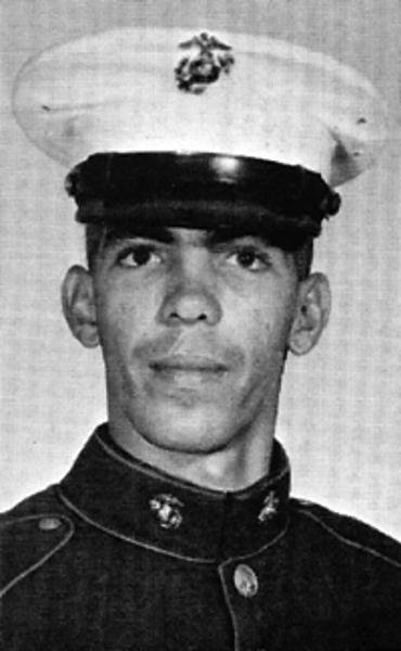 CPL Cristobal Figueroa-Perez, USMC