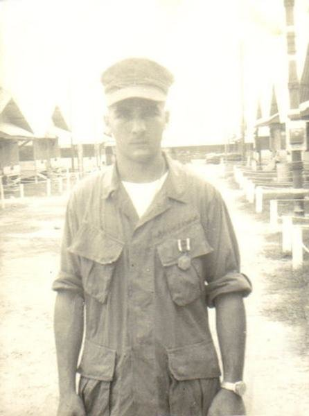 Pictures of my Uncle CPL Frank Andrisano Jr