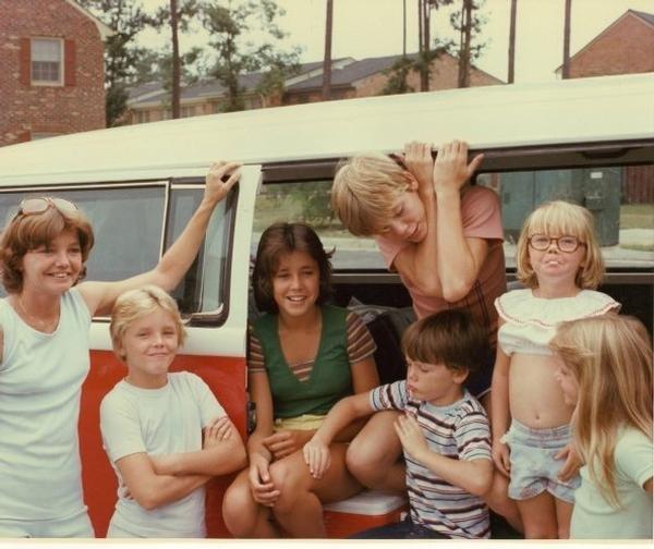 Road trip circa 1978