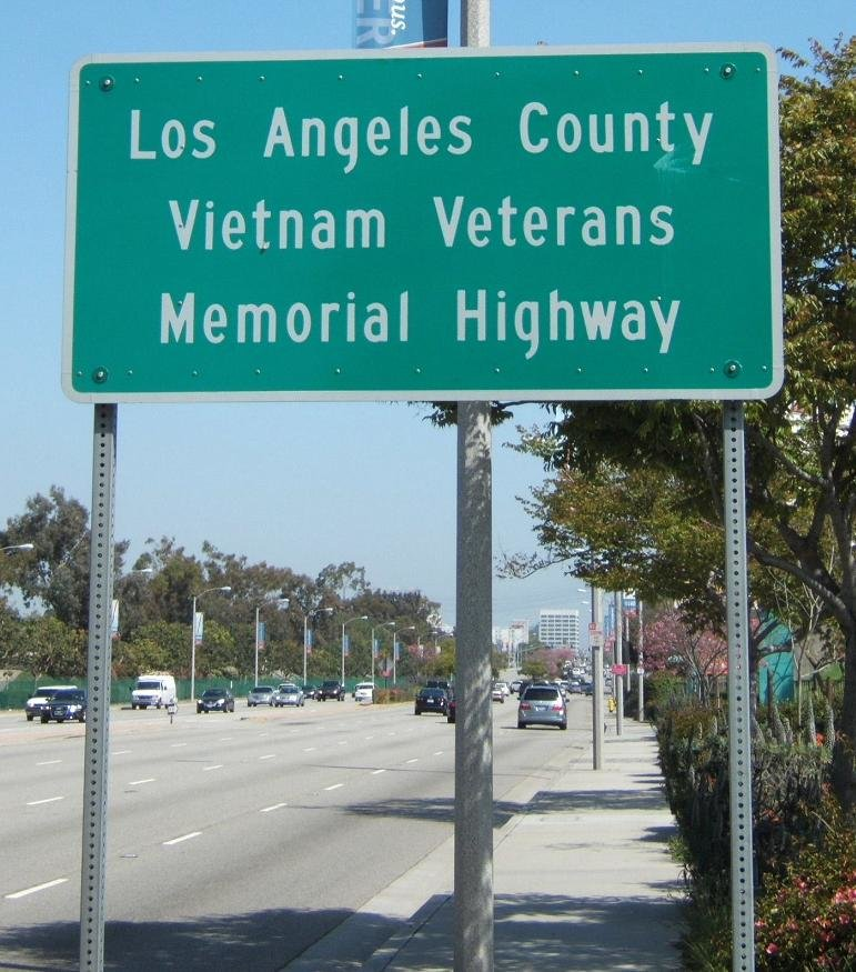 Los Angeles County Vietnam Veterans Memorial Highway
