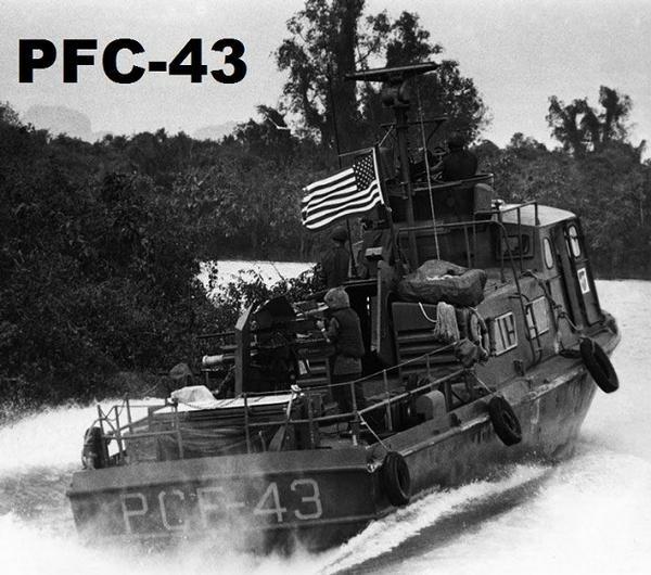 Final Mission of HMC Robert L. Worthington