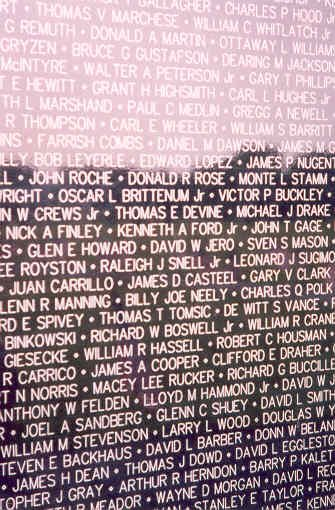 The Wall That Heals, 2004